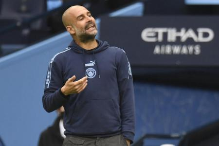 Guardiola says 'not much respect' for Arsenal off the pitch