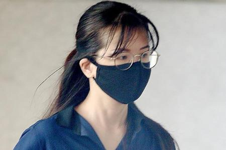 Woman fined for not alerting authorities about employer's transactions