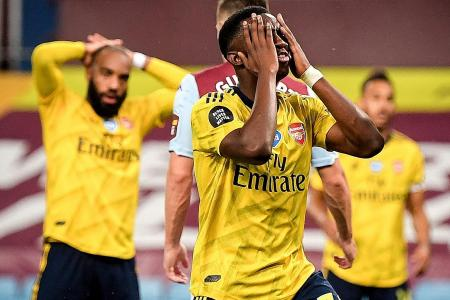 Neil Humphreys: FA Cup or bust for Arsenal