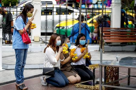 Thailand extends state of emergency until end of next month