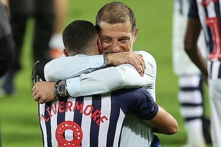 Bilic's Baggies back in Premier League