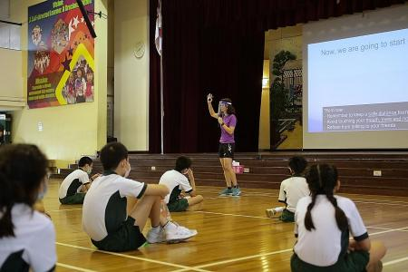 Low-risk CCAs can resume in secondary schools, junior colleges and MI