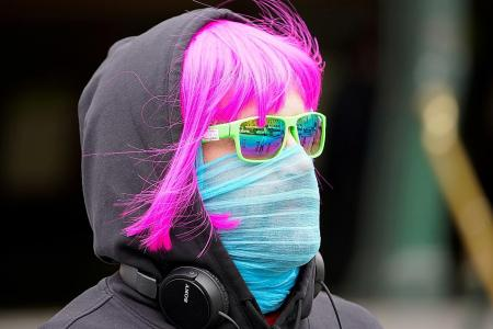 Mask-wearing in public made compulsory in Melbourne