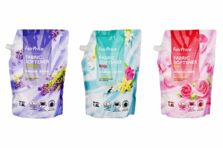 Meet all your laundry needs with FairPrice Housebrand products