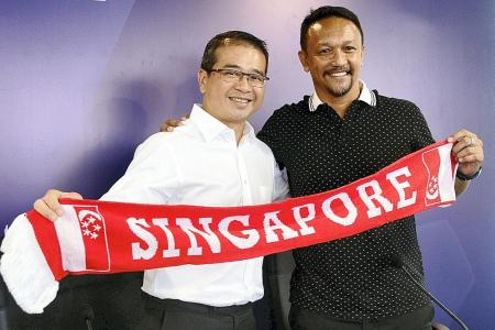 Edwin Tong's move a fillip for Singapore sport