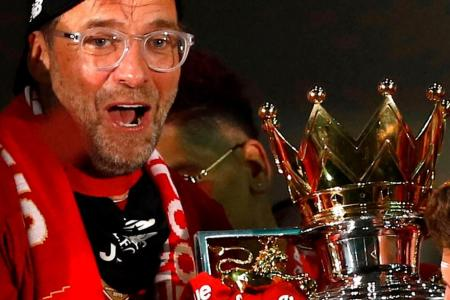 Klopp expects Liverpool to face tougher title fight next season