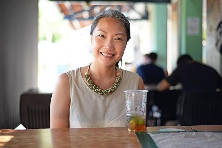 From her love life to her tattoos, Carrie Tan is breaking the mould