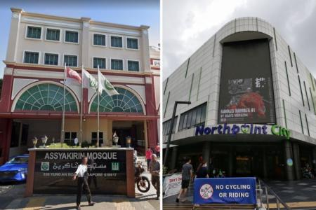 Mosque, Northpoint mall among places visited by Covid-19 patients