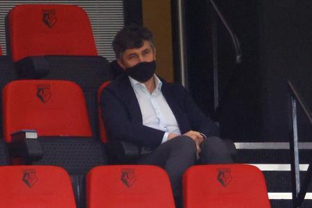 Watford owner Gino Pozzo