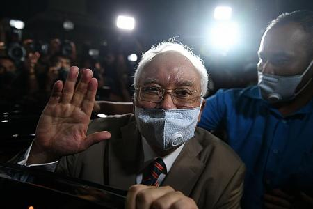 'Not the end of the world,' says Najib, after guilty verdict