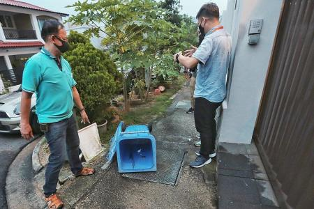Woman arrested for abandoning baby at Tai Keng Gardens