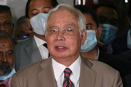 Najib's accusers say they are vindicated after his guilty verdict