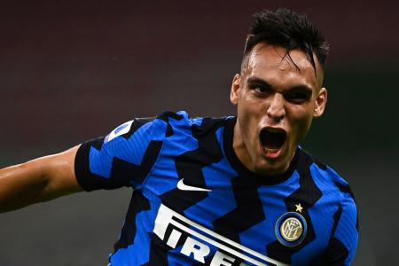 Inter Milan hold edge in battle for 2nd spot in Serie A