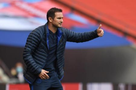 FA Cup win would be 'small step' in Lampard's Chelsea plan