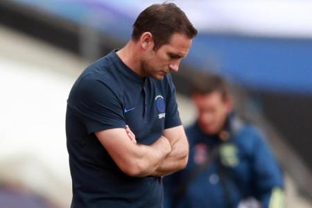 We can only blame ourselves: Lampard fumes after FA Cup final defeat