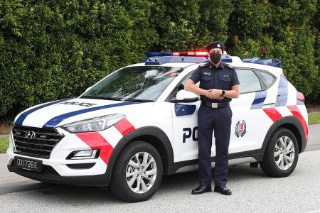 New fast response cars to replace police's current fleet by 2024