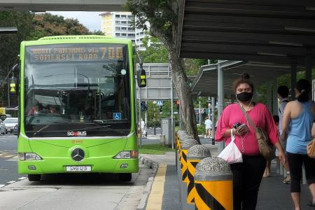 Residents, MPs unhappy at bus route changes in Bukit Panjang