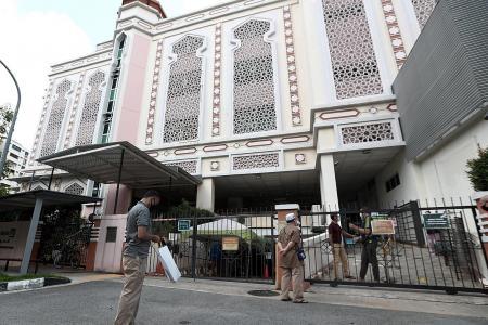 Four mosques prepare for more worshippers