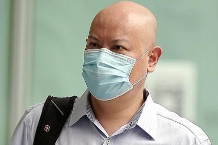 Ex-NLB manager admits to graft offences involving $600,000