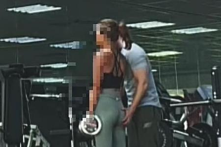 Trainers accused of groping women while coaching them