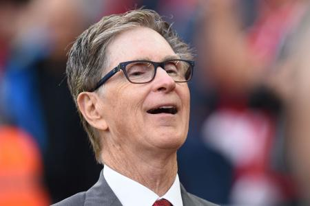 Title win a gift that keeps on giving: Liverpool owner John Henry