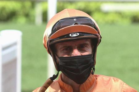 Duric suspended one race day