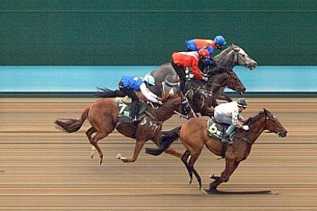 Yesterday's Kranji barrier trial results