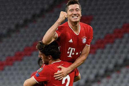 Enormous anticipation as Bayern plot Barcelona defeat in Champions League