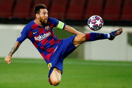 Barca back themselves against Bayern despite nervy path to last 8