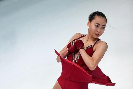 Abusive coaches must be banned from Games, says ex-skater Yu Shuran