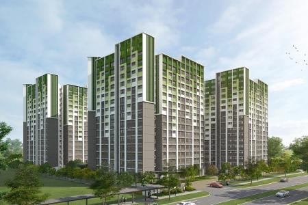 Over 7,800 new BTO flats in eight estates launched