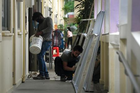 Construction firms welcome easing of rules on workers' housing