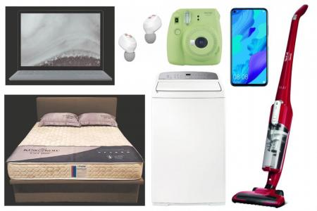 Save more with Harvey Norman Factory Outlet's Top 50 clearance deals