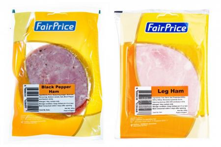 Pay with OCBC cards at FairPrice to buy discounted Luminarc glass set