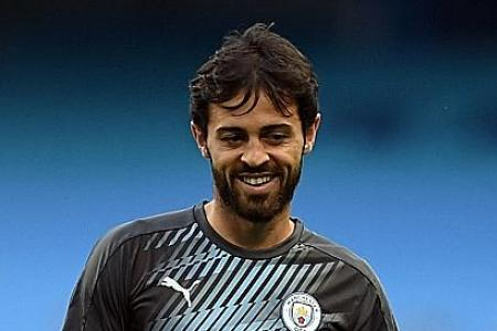 Real Madrid and Liverpool's exits don't help Man City: Bernardo Silva