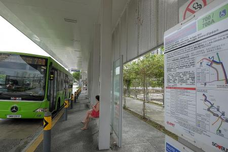 LTA amends changes to bus services in Bukit Panjang