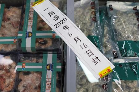 Two Chinese cities find coronavirus in imported frozen food, packaging