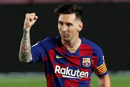 Richard Buxton: Lionel Messi's chance to prove Lothar Matthaeus wrong