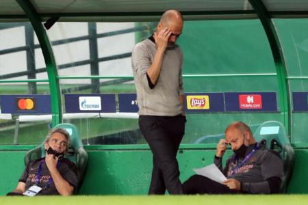 Tactics not the most important thing in Champions League: Guardiola
