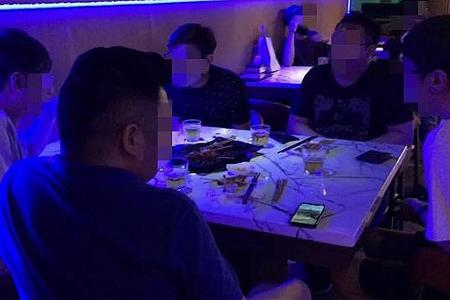 Restaurant Hai Xian Lao suspended for violating safe distancing rules