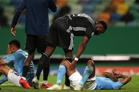 Mbappe taunts 'farmers league' critics, after PSG & Lyon reach semis