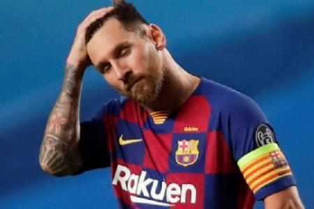 No exit talks between Barca and Messi: club source