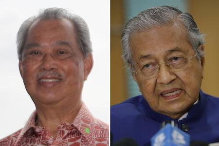 Malaysian PM: I did not betray the party that I founded
