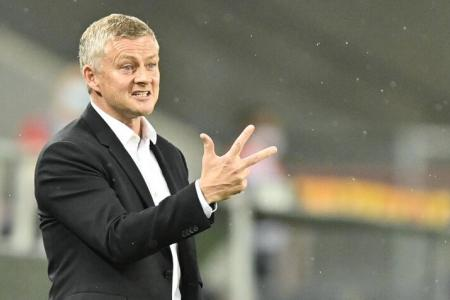 Solskjaer plans to strengthen after United's third semi-final defeat this season