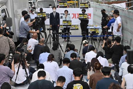 S. Korea battles worst coronavirus outbreak in months