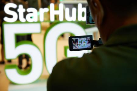 StarHub to launch early-stage 5G services