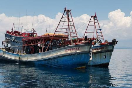 Vietnamese fisherman killed in clash with Malaysian coast guard