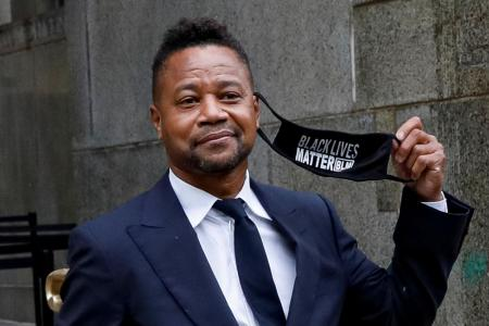 Actor Cuba Gooding Jr accused of 2013 rape in new lawsuit