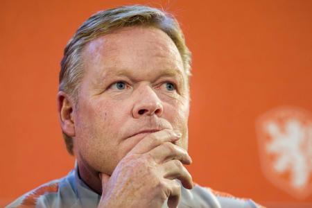 Ronald Koeman to make Donny van de Beek his top target