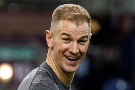 Tottenham Hotspur sign ex-England goalkeeper Joe Hart